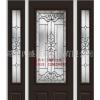 高品质木门用黑条镶嵌玻璃