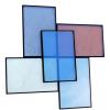 钢化镀膜玻璃