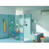 艺术卫浴玻璃