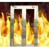 博安闭门器防火玻璃门