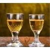 厂家直销无铅水晶小茅台杯高脚白烈酒杯广告促销礼品定制LOGO